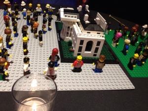 Lego Walking Gallery_White House