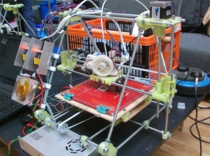 3d Printer picture by osde8info