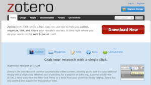 Zotero.org
