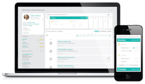 Nightingale Electronic Health Record Design