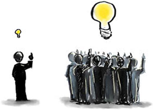 crowdsourcing-cartoon