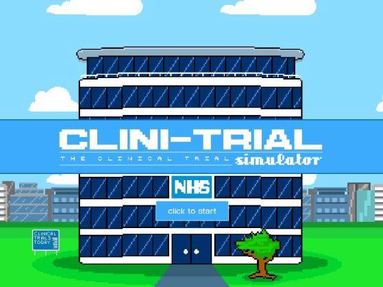 clinitrial simulator open