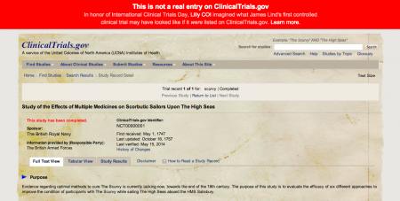 Celebrating International Clinical Trials Day
