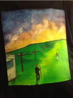 Tom's Walking Gallery jacket